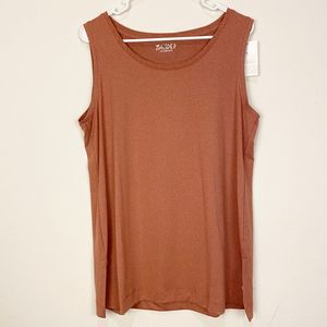New Directions Studio Tank Top Large NWT